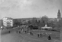 Hämeensilta 1890-luvulla.