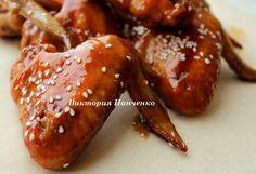 ПОБЕДА ВКУСА : Крылышки в пиве по-китайски.