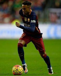 17.02.16 Sporting Gijón 1 - 3 Barcelona !! #Neymar #Fcbarcelona ⚽