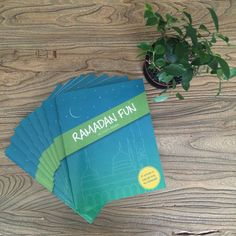 Ramadan Activity Book by shahedaoprints on Etsy