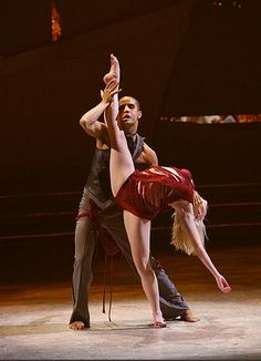 Gravity. One of my favs from Mia Michaels