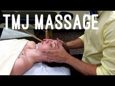 Massage Tutorial: Myofascial Release for TMJ pain