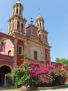 Ex hacienda de gogorron in San Luis Potosi, Mexico, where Zorro was filmed.