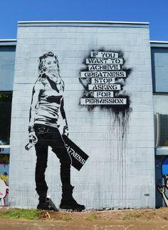 World of Urban Art:Vol 14 #urbanart #streetart #graffitiartists #streetartist…