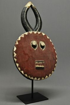 Goli Mask - Baule - Ivory Coast - African Mask