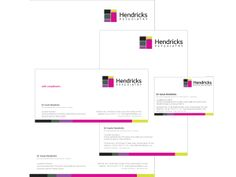 Business Affordable Stationery Design Including Business Card