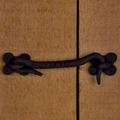 Iron Cabin Door Hook Latch