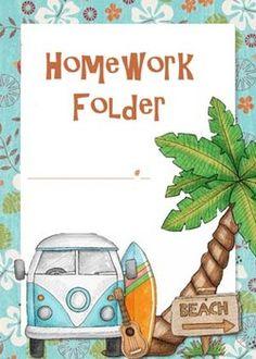 Cover Page Design For Holiday Homework Blog Qblz Com Br