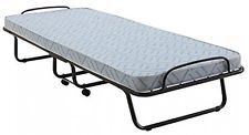 Signature Sleep 4052419 Classic Folding Guest Bed Twin White