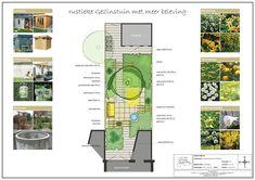 Tuinontwerp stadstuin Groningen Floor Plans