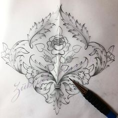Trendy Tattoo Ideas Female Side Ideas : Page 3 of 30 : Creative Vision Design Tattoo Sketches, Tattoo Drawings, Drawing Sketches, Art Drawings, S Tattoo, Flower Tattoo Designs, Flower Tattoos, Beautiful Drawings, Beautiful Tattoos