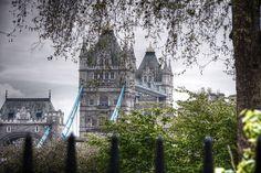 Tower Bridge London, HDR