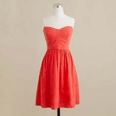 J Crew bridesmaids dress option