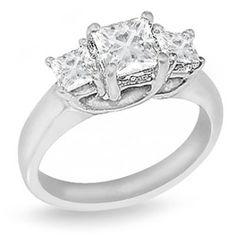 Ladies Timeless Diamond Wedding Ring 2.02 ct. tw.