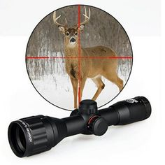 Airsoft Tactical AO Compact Adjustable TriIlluminated 6x 32mm Mildot Red Green Blue Dot Reticle Rifle Scope Sight -- Be sure to check out this awesome product.