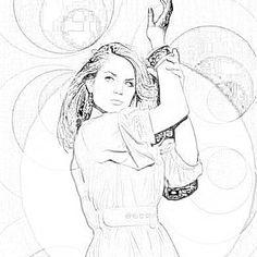 Sketch Effect - Paintshop Pro Tutorials - CreateBlog