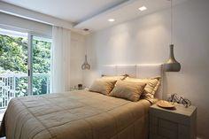 Decoração de quarto de casal simples e pequeno