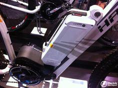 7b7d84177be Bosch electric bike kit on the Haibike Xduro electric mountain bike. Electric  Bike Kits,