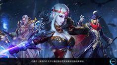 巨龙法则 android game first look gameplay español
