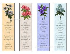 6 Best Images of Prayer Printable Bookmarks - Serenity Prayer Bookmarks Printable Free, Free Printable Prayer Bookmarks and Serenity Prayer Printable Bookmark Template Free Printable Bookmarks, Printable Prayers, Bookmark Template, Printable Bible Verses, Free Christmas Printables, Templates Printable Free, Printable Cards, Free Printables, Printable Quotes