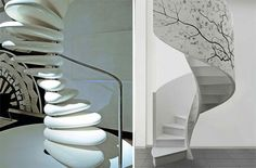 High Quality Linea Rolling Staircase From Edilco, Italy | Staircases, Steel Railing And  Railings Awesome Ideas