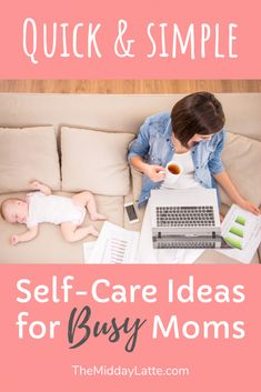 Quick and Simple Self-Care Ideas for Moms - The Midday Latte Step Parenting, Parenting Humor, Parenting Hacks, Self Massage, Face Massage, Mom Group, Massage Techniques, Negative Emotions, I Feel Good