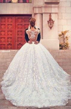 #beautiful #dresses #wedding #noivas #casamentos #fashion #moda