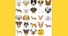 Dogs Trust launch first emoji keyboard to truly represent UK dog population