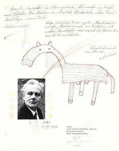 Arthur Hagen Reck, 1974, Schrift: Herrn Dr. Navratil..., Farbstift Johann Scheiböck, Henst, 1970, Bleistift, Farbstift, Rudolf Limberger, Ohne Titel, undatiert, Farbstift Preis: 13% USt 15.820 €