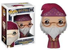 Funko Pop Movies: Harry Potter - Albus Dumbledore Vinyl Figure