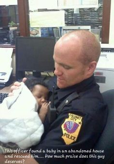 Thank you sir for saving this lil baby!