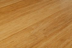 Bamboo - Strand Woven Click Collection - Natural - Wide - Long Plank