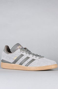 buy popular 053c5 b4d7b The Busenitz Sneaker in Mid Cinder, Dark Cinder,  Running White by Adidas  Skateboarding