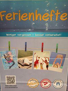 Die Ferienhefte von VERITAS – dem größten österreichischen Schulbuchverlag – ermöglichen es SchülerInnen, den gesamten Stoff eines Schuljahres in den Ferien zu wiederholen und somit weniger zu vergessen, in überschaubaren Tagesportionen spielerisch und selbstständig zu üben und den Lernfortschritt durch Lösungen selbst zu überprüfen. Die Ferienhefte kosten € 8,95 und wir haben sie alle lagernd! 😀  #BackToSchool #Schulliste #Schullistenservice #Ferienhefte #obereder