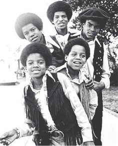 I'LL BE THERE / ONE MORE CHANCE (1970 ~ Jackson 5 (Michael, Jermaine, Marlon, Jackie, Randy & Tito).