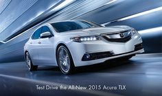 Call Today to Schedule your Acura TLX Test Drive
