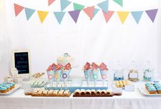 Baking Themed Party