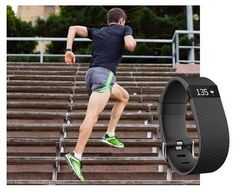 Product Review: Fitbit Charge HR - A Device To Track Your Workout Progress