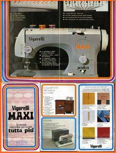 vigorelli sewing machine manual