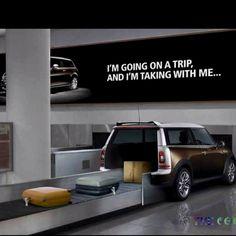Great Mini advertising !!
