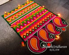 #kolamdesign #shanthisridharankolam #rangolidesign #colourfulimage #colourfulkolam #kolamdrawing #kolamsketch Indian Rangoli Designs, Rangoli Designs Latest, Simple Rangoli Designs Images, Rangoli Designs Flower, Small Rangoli Design, Rangoli Patterns, Colorful Rangoli Designs, Rangoli Ideas, Flower Rangoli