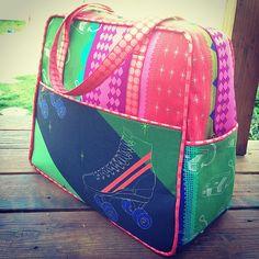 Amy Butler's Weekender Bag.
