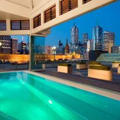 The Langham (Melbourne):  Ranked No. 1 on Travel + Leisure's 2012 World's Best Awards list of Top City Hotels in Australia, New Zealand and the South Pacific.