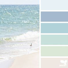 """1,948 Likes, 11 Comments - Jessica Colaluca, Design Seeds (@designseeds) on Instagram: """"today's inspiration image for { shore tones } is by @lashesandlenses ... thank you, Michelle, for…"""""""