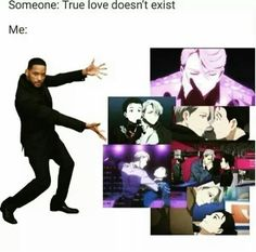 True love exist.... only in fiction...lets be honest in here...