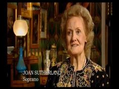 Joan Sutherland - The Reluctant Prima Donna (1/3)