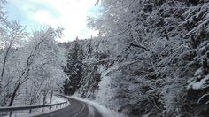 66 road, Horehronie