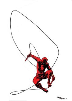 Daredevil by Declan Shalvey.