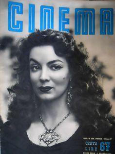 Cinema 67 1951 Anni Difficili DEL Cinema Italiano Maria Felix M Donskoi C52 | eBay