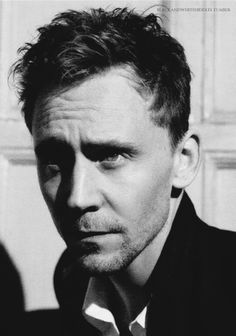 Tom Hiddleston - Flaunt Magazine, 2013 (I love his hair in this one!)